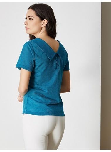 Vekem-Limited Edition Bluz Petrol